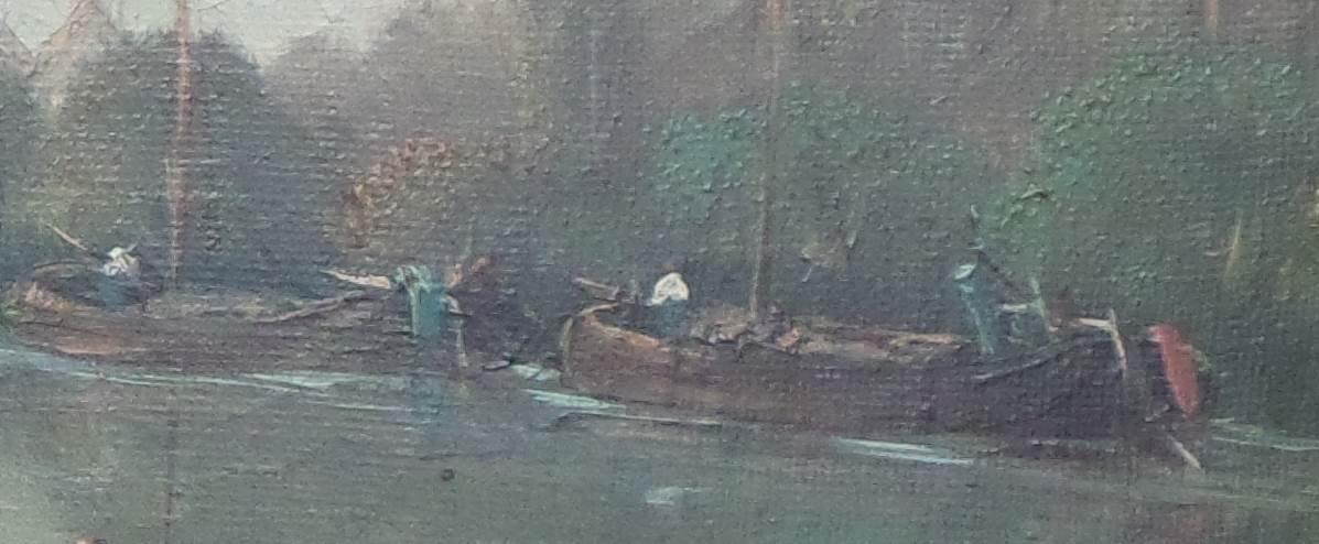Veneiden varustuksesta ja vaurioista